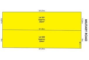 Lots /201 & 202 Military Road, Taperoo, SA 5017