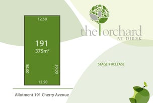 Lot 191 Cherry Avenue, Direk, SA 5110