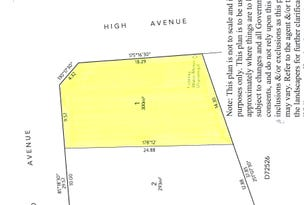 Lot 1 of 49 High Avenue, Clearview, SA 5085