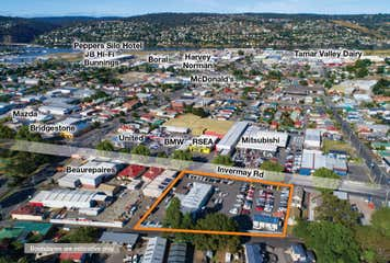AP Eagers Limited, 20-26 Invermay Road Invermay, TAS 7248