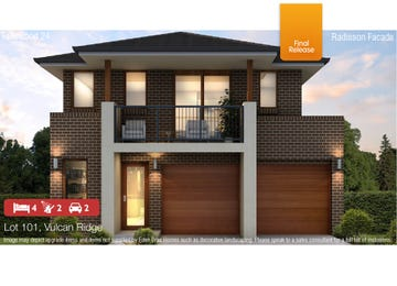 Vulcan Ridge Leppington