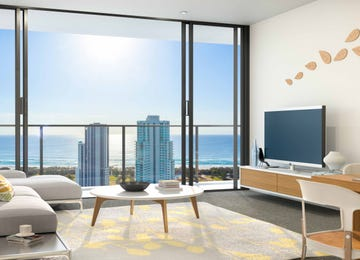 The Beach Apartments  Broadbeach