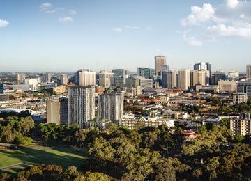 Park Square Adelaide