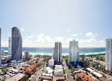 The Beach Apartments  Broadbeach