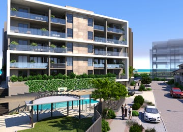 South Beach Apartments North Coogee