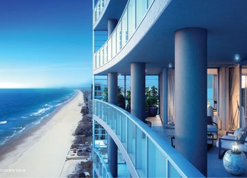 Northcliffe Residences Surfers Paradise