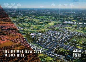 Hills of Carmel Box Hill