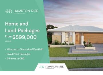 Hampton Rise Bridgeman Downs