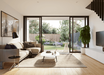 Distinction Townhouses Notting Hill