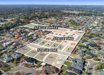 The Hidden Meadows Estate Strathfieldsaye