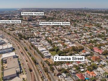 7 Louisa Street, South Fremantle, WA 6162