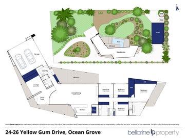 24-26 Yellow Gum Drive, Ocean Grove, Vic 3226 - Property Details