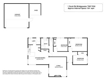 2 Scott Road, Bridgewater, Tas 7030 - Property Details