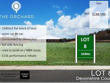 Lot 8, 6 Devonshire Court, Jensen, Qld 4818
