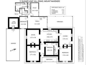11 Sugar Loaf Hill Road, Angaston, SA 5353 - Property Details