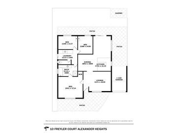 10 FREYLER COURT, Alexander Heights, WA 6064