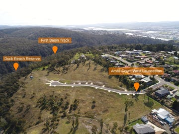 Lot 20 Amali Court, West Launceston, Tas 7250