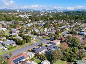 4 Stephen Street, Albany Creek, Qld 4035