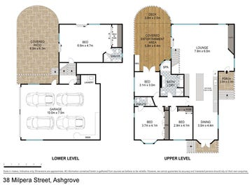 38 Milpera Street, Ashgrove, Qld 4060 - Property Details