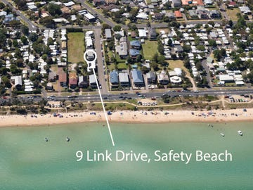 9 Link Drive, Safety Beach, Vic 3936
