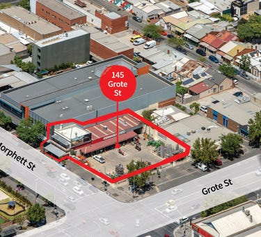 145 Grote Street, 145 Grote Street, Adelaide, SA 5000