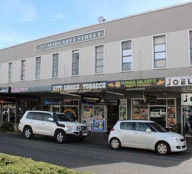 GF Shop 2, 217 Margaret Street, Toowoomba City, Qld 4350
