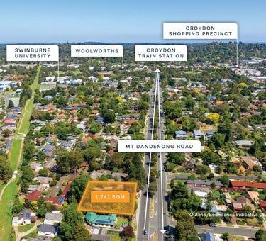 358-360 Mt Dandenong Road, Croydon, Vic 3136