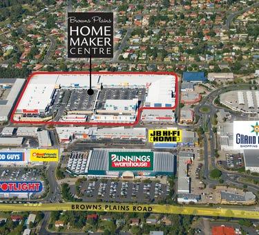 Browns Plains Homemaker Centre, 18 Commerce Drive, Browns Plains, Qld 4118
