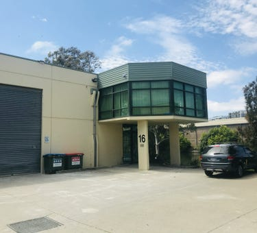 Unit 16, 24-26 Burrows Road, St Peters, NSW 2044
