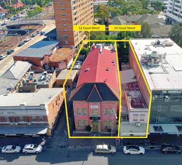 12 & 14 Good Street, Granville, NSW 2142