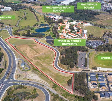 1 University Drive, Campbelltown, NSW 2560