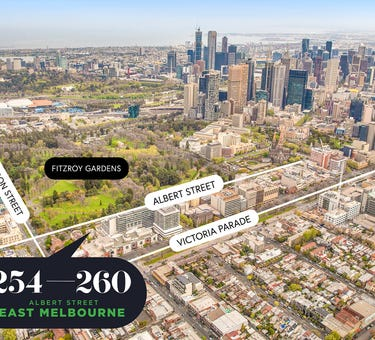 254-260 Albert Street, East Melbourne, Vic 3002