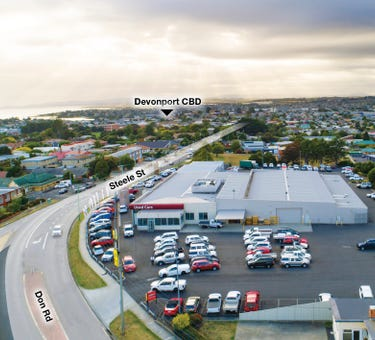 Holden/Hyundai/Nissan, 1 Don Road, Devonport, Tas 7310