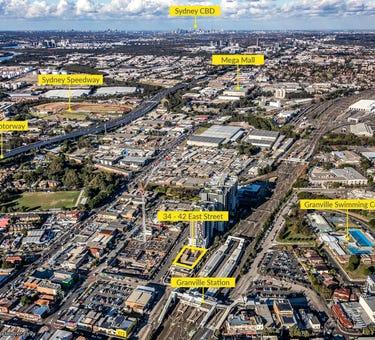 34-42 East Street, Granville, NSW 2142
