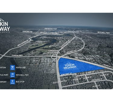 Tonkin Highway Industrial Estate, Bayswater, WA 6053