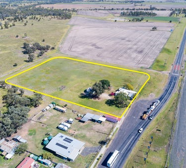 67 Campbell Street (Warrego Highway), Brigalow, Qld 4412