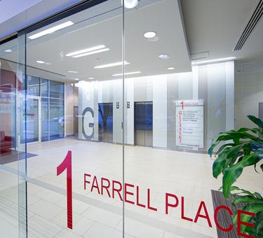 1 Farrell Place, City, ACT 2601