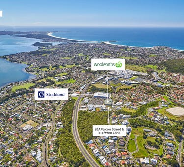 18A Falcon Street, Shellharbour City Centre, NSW 2529