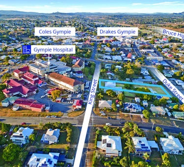 53-55 Duke and 28-30 King Street, Gympie, Qld 4570