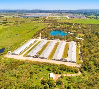 Somerville Broiler Farm, 71 Dandenong Hastings Road, Somerville, Vic 3912
