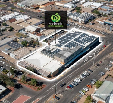Woolworths Mount Isa, 2 Miles Street, Mount Isa City, Qld 4825