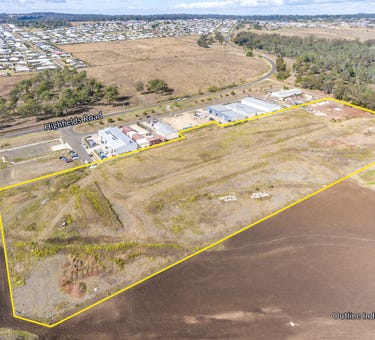 Lot 18 Browne Road & Lot 17 Darian Street (Highfields), Meringandan, Qld 4352