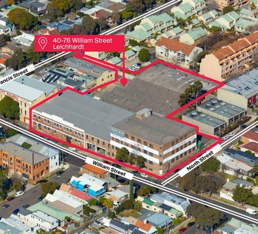 40-76 William Street, Leichhardt, NSW 2040