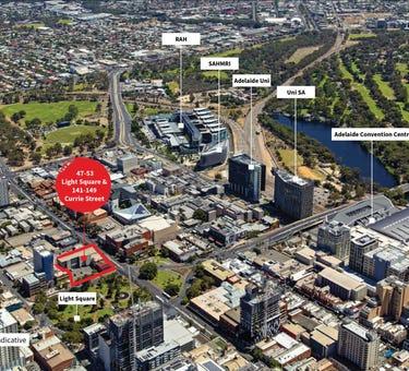 141-149 Currie Street (Corner Light Square), Adelaide, SA 5000