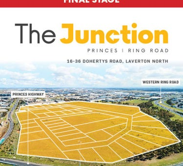 The Junction, 16 - 36 Dohertys Road, Laverton North, Vic 3026