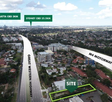 375 Great Western Highway, South Wentworthville, NSW 2145