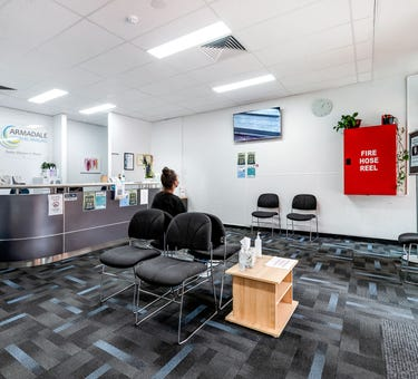 Fully Fitout Office's Available 100m2 - 700m2, 10 Orchard Av, Armadale, WA 6112