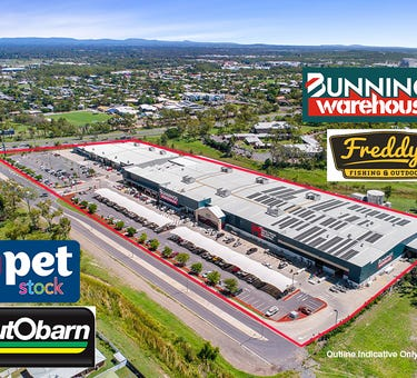 Bunnings Centre Rockhampton, 540 Yaamba Road, Rockhampton City, Qld 4700