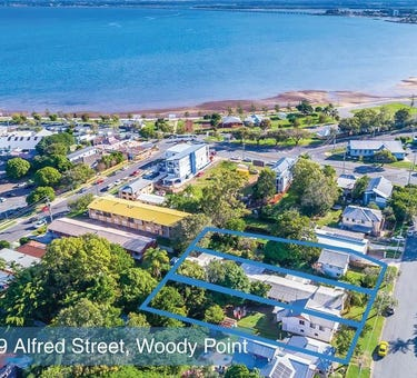 25, 27 & 29 Alfred Street, Woody Point, Qld 4019
