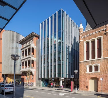 Treasury Annex Building, 585 Hay Street, Perth, WA 6000